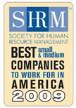 Best Companies to Work for in America 2009