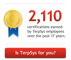 Certifications Earned