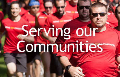 Serving Our Communities Responsive