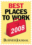 Washington Business Journal Best Places to Work 2008